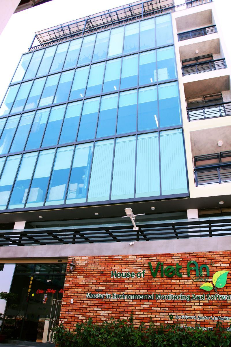 Việt An Building - workplace